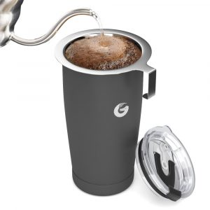 Coffee Gator All-In-One Travel Coffee Maker