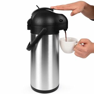 Cresimo 101 Ounce Airpot Thermal Carafe