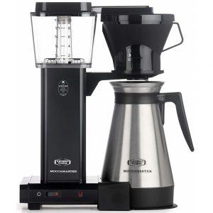 Thermal carafe coffee maker