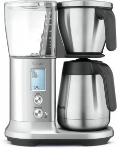 Breville BDC450 Precision Brewer Coffee Maker With Thermal Carafe, stainless steel finish