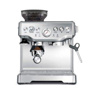 Breville the Barista Express espresso maker