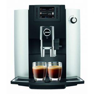 Jura E6 espresso maker
