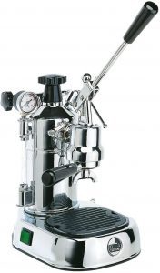 La Pavoni Professional PC-16 manual espresso maker