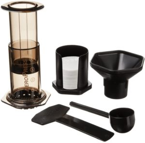 AeroPress Coffee Maker Kit